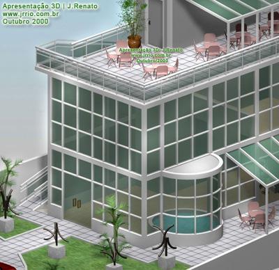 terraco jardim detalhe:Rendering Computer Graphics