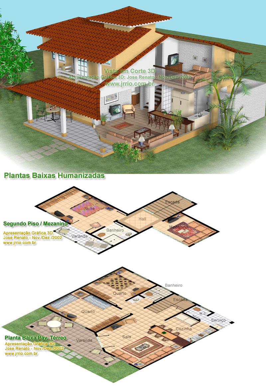 Proje    O Sob A Maquete Eletr  Nica Da Arquitetura Da Casa De Praia