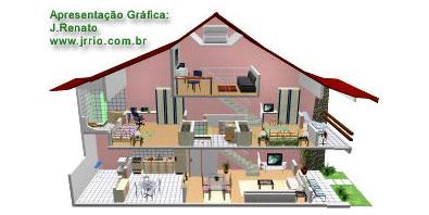 Casas geminadas for Rendering casa gratis